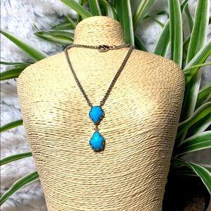 Kendra Scott necklace Double Tessa custom mason